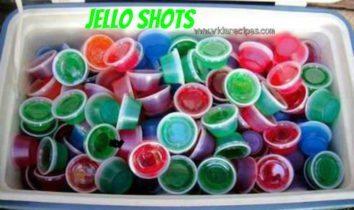 Jello Shots Recipes