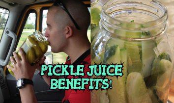 Pickle Juice Benefits