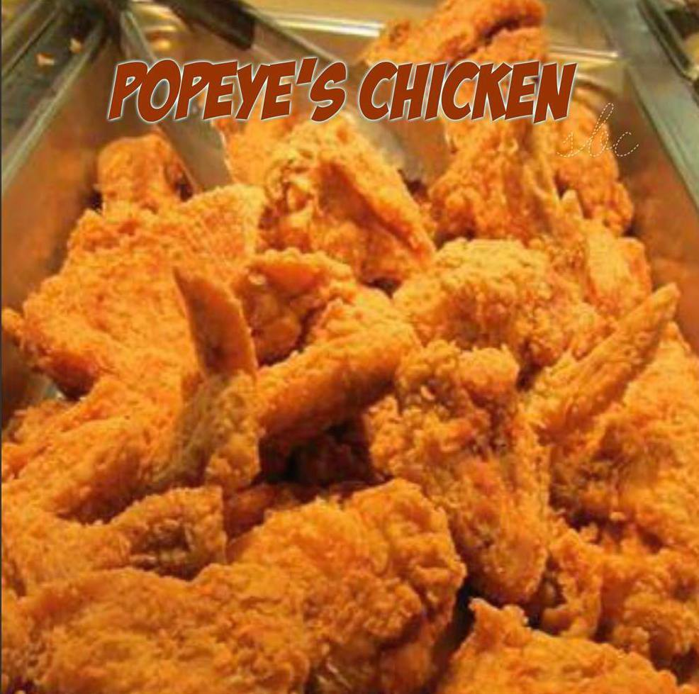 the popeye's chicken case Case studies press releases  popeyes designated restaurant managers as certified training managers  popeyes chicken & biscuits is the world's second-largest .