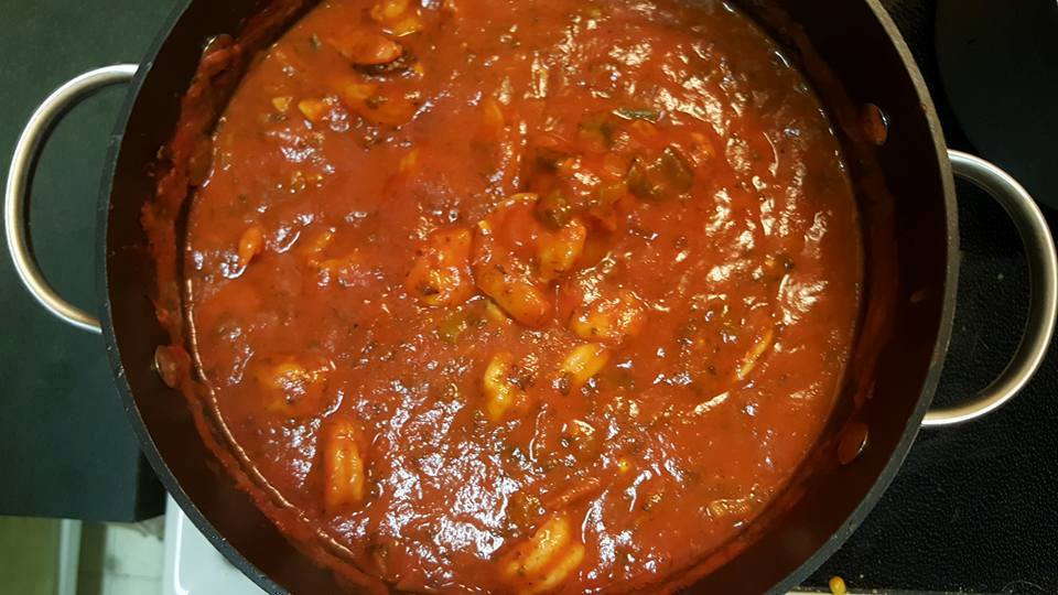 A Nice Spicy Shrimp Dish On A Cold Winter Day Is Perfect To Feed Some  Hungry People! This Is The Best Louisiana Shrimp Creole You Will Find!