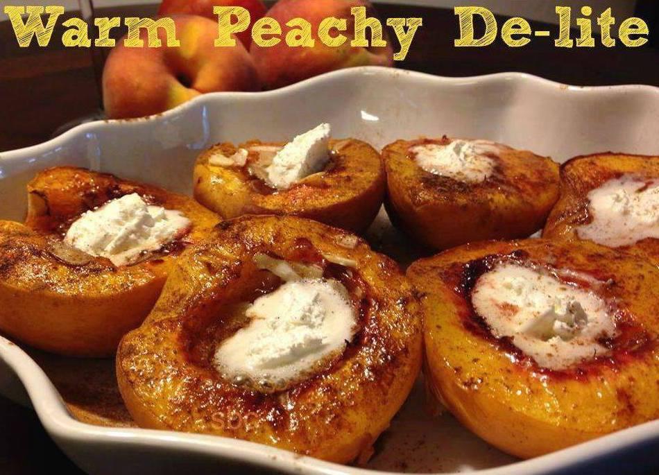 Warm Peachy De-lite