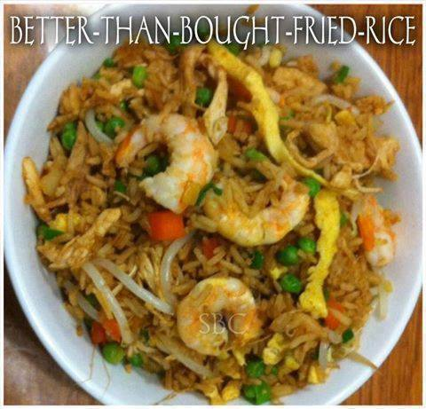 Better Then Bought Fried Rice