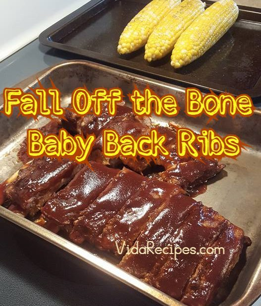 Fall-Off-the-Bone Baby Back Ribs Recipe — Dishmaps