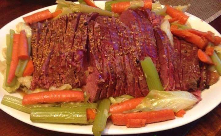 Guinness Corned Beef Recipe
