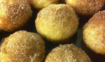 Mini Donut Muffins Recipe