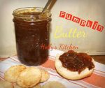 Slow Cooker Pumpkin Butter