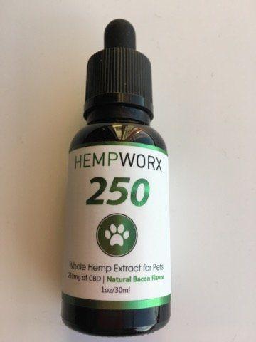 HempWorx Pet Oil