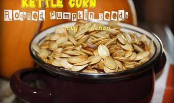 KETTLE-CORN Roasted Pumpkin Seeds