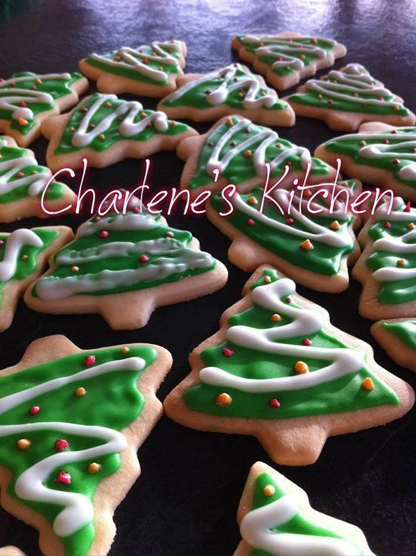 Charlene's Shortbread