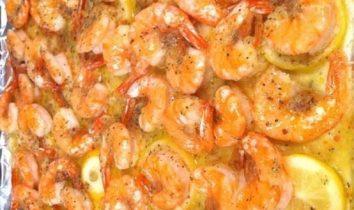 Italian-Butter-Shrimp