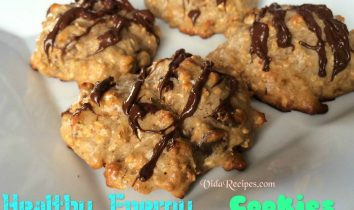 Healthy Energy Cookies