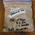 Home Made Brownie Mix