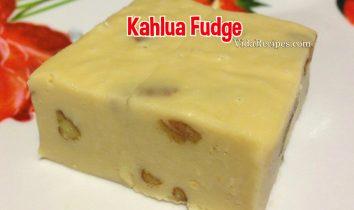 Kahlua Fudge