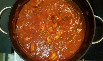 Louisiana Shrimp Creole