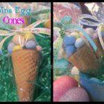 Robins Egg Cones
