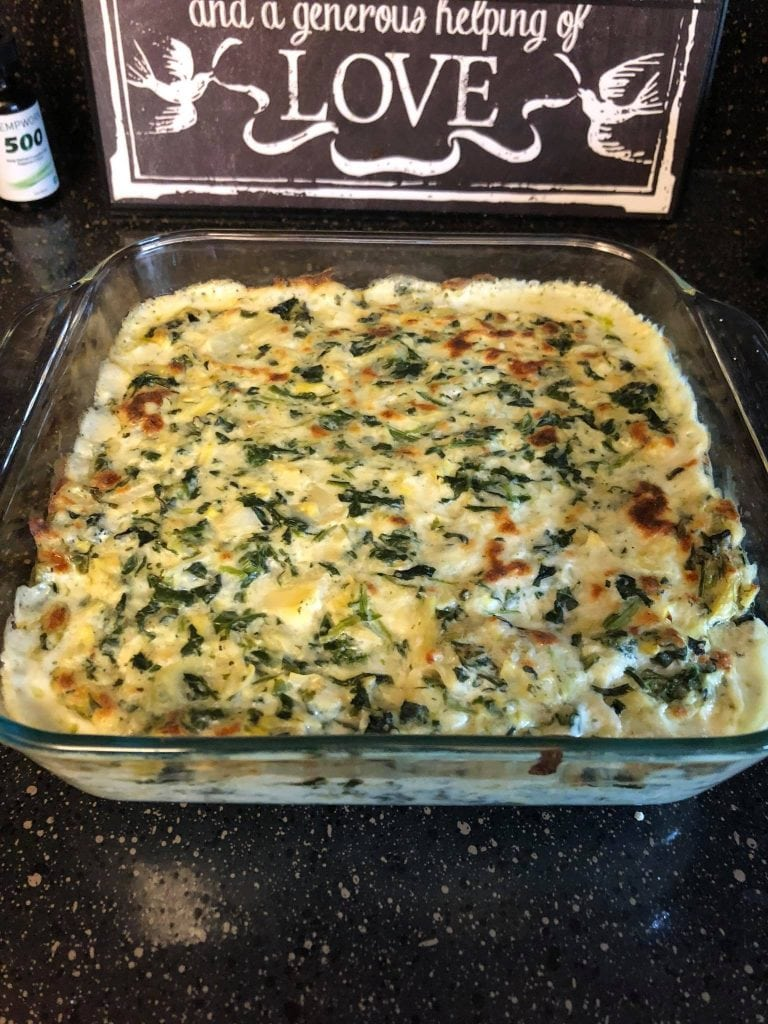 Copycat Applebee S Hot Artichoke And Spinach Dip